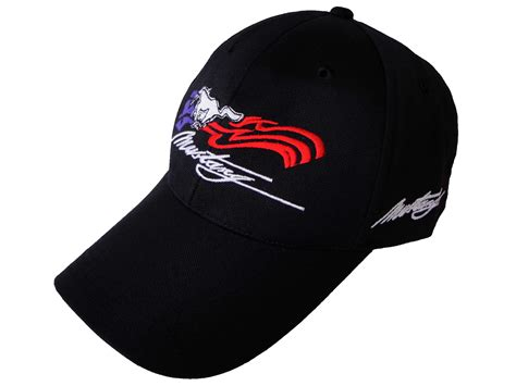 mustang cap easy rider fashion