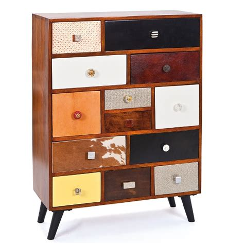 Funky Sideboards funky wooden sideboard chest of metal drawers 25774