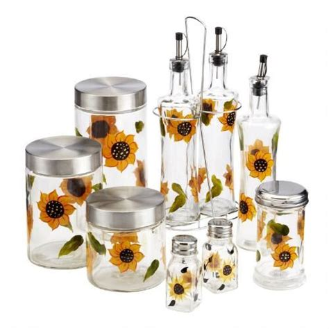 kitchen accessories ideas 25 best ideas about sunflower kitchen decor on pinterest