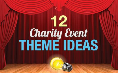 themed charity events 12 charity event theme ideas matched with travel packages