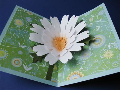 Paper Flowers For Cards - 20 best images about paper flowers on flower
