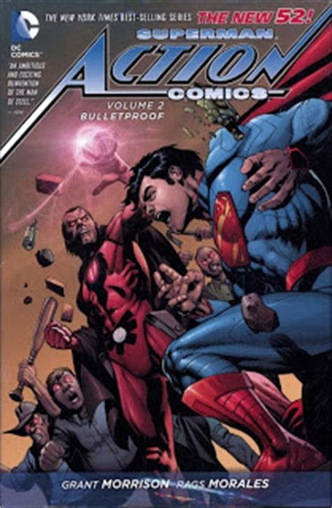 Paket Komik Return Of Superman 5 8 Review Superman Comics Vol 2 Bulletproof
