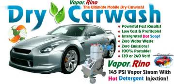 Upholstery Cleaning Machine For Cars Vapor Rino Dry Car Wash 145 Psi Steam System Dry Car