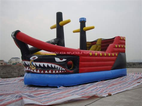 barco pirata los gigantes parque de atracciones inflable gigante en dise 241 o de barco