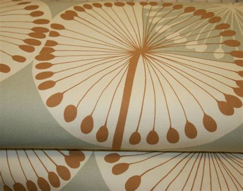 home decor fabric sale my modern dandelion home decor fabric sale