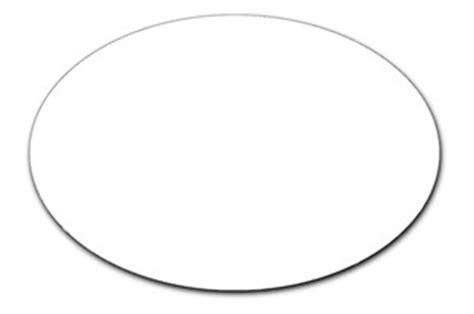 oval bumper sticker template oval interior design