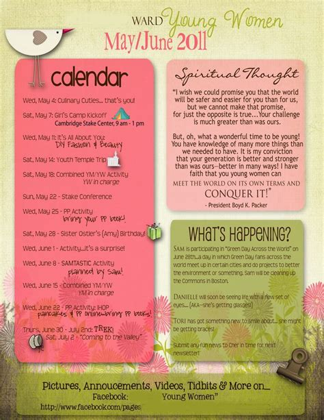 1000 Images About Newsletter Templates On Pinterest Newsletter Templates Newsletter Ideas Letter Ideas Templates