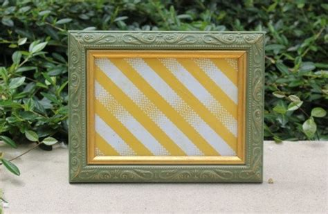 7 Pretty Picture Frames by Antique 5 X 7 Olive Green And Gold Picture Frame Pretty