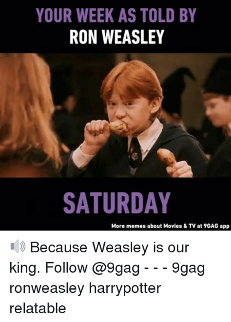 Ron Meme - 25 best memes about ron weasley ron weasley memes