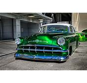 Forged Photography  Candy Green 54 Chevy Custom