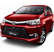 2015 Toyota Avanza Officially Launched In Indonesia