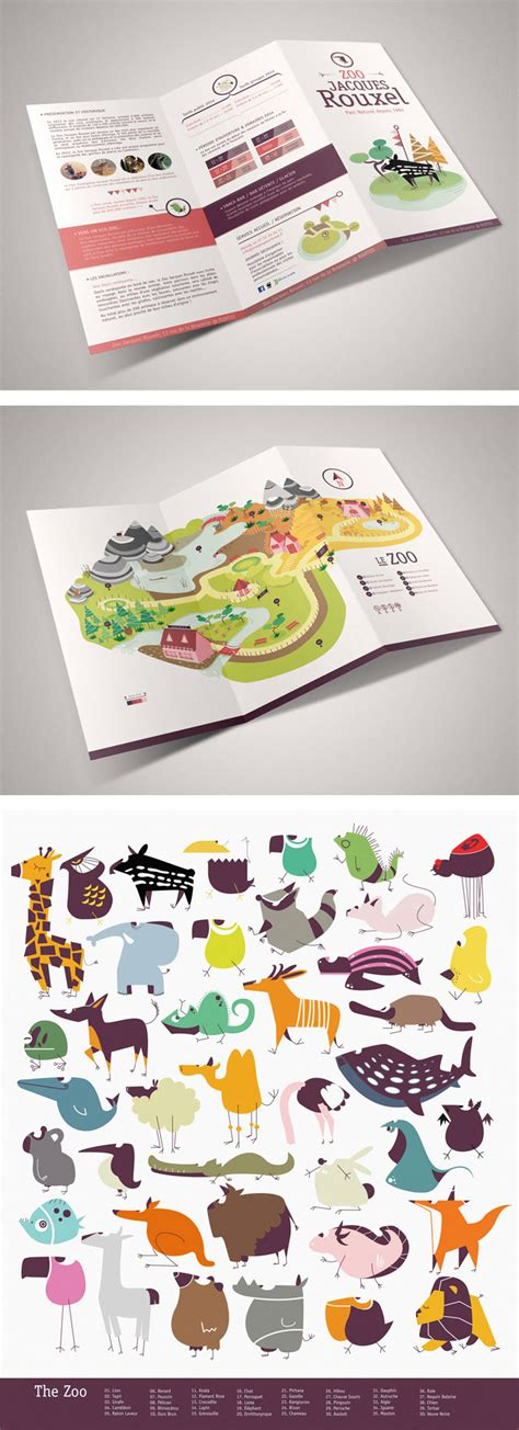 Zoo Design Inspiration | alliteration pixelpush design