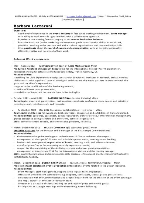coat check resume resume ideas