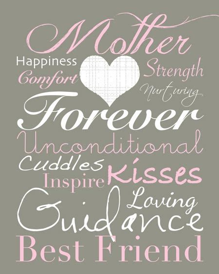 mothers day quote the forever revolution happy s day