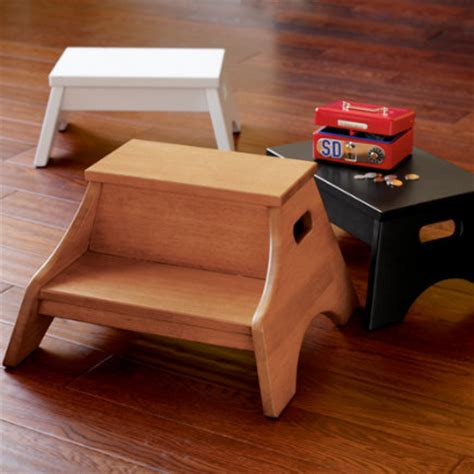 Children S Wooden Step Stool by Step Stools Interior Design For The Bedroom