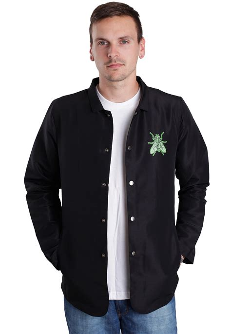 Jaket Drop Dead drop dead buzzing jacket impericon worldwide