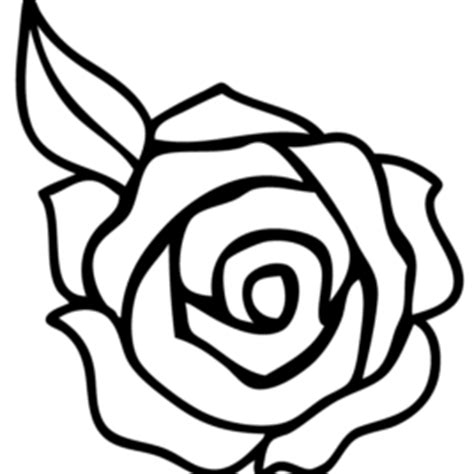 small rose coloring page small rose coloring page kids drawing and coloring pages