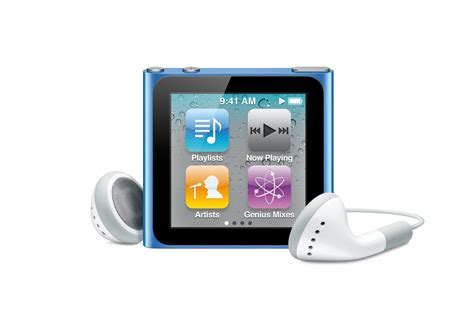 Ipod Nano Multi Touch apple reinvents ipod nano with multi touch interface