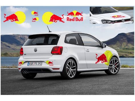 Vw Polo R Wrc Aufkleber by Decal To Fit Vw Polo R Wrc Rb Side Bonnet Decal