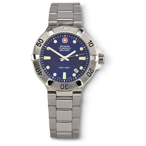 s wenger 174 seaforce diver blue 138343