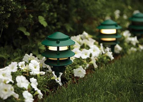 Home Depot Landscaping Lights Getting Started With Landscape Lighting Garden Club