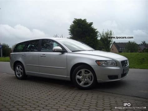 is a volvo a german car 2011 volvo v50 d2 pro business edition dpf german car