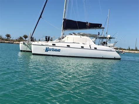 jaguar catamaran for sale karisma catamaran for sale jaguar 36 in fort lauderdale