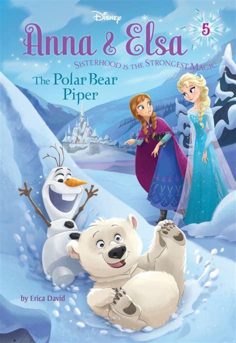 Disney Princess Beginnings Ariel Makes Waves Bertualang Dalam Gelomban frozen and elsa 5 the polar piper frozen photo 38446573 fanpop