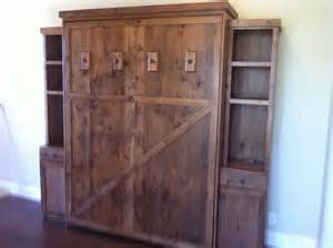 Murphy Bed Rustic The Best Custom Made Murphy Beds In Rustic