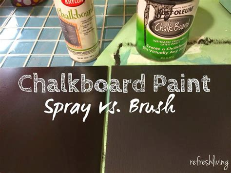 spray chalkboard paint on glass painting chalkboard paint on glass refresh living