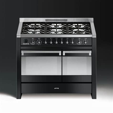 smeg appliances smeg cookers appliances opera a2bl 8 dual fuel 100cm