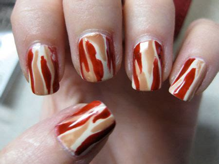 how do you a not to bite how do you not bite them bacon nails geekologie
