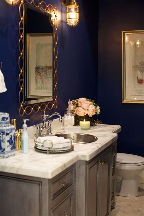navy blue bathrooms vanities navy paint and bathroom vanities on pinterest