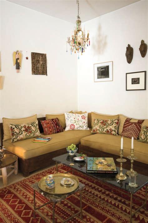 wohnzimmer einrichtung gem tlich ethno style in der wohnung geschmackvolle interieur designs