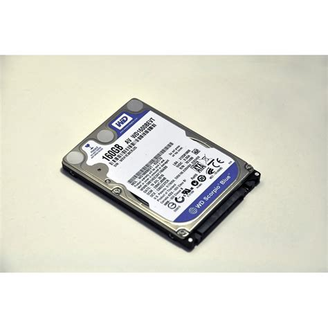 Hardisk Laptop Wd 160gb disk laptop western digital blue 160 gb 5400 rpm 8 mb sata 2