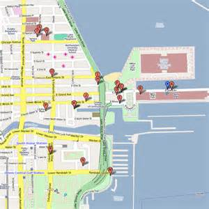 Map Of Chicago Navy Pier by Navy Pier Chicago United States Reviews Travelpod