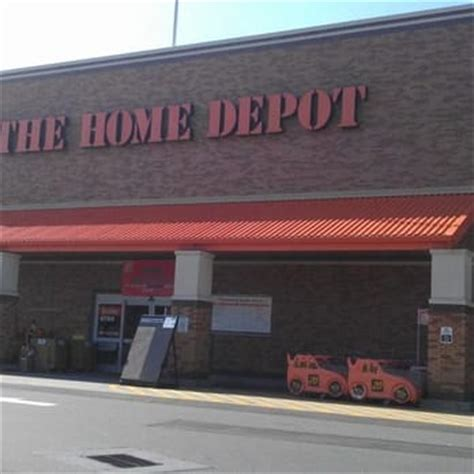 home depot on south blvd nc insured by ross