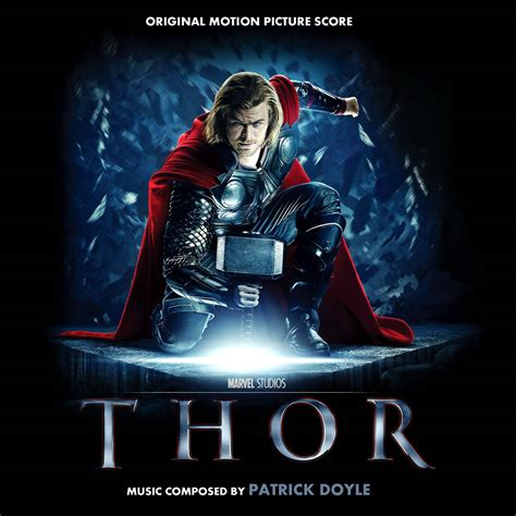 thor film music thor soundtrack cover soundtracks picture
