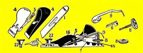 Stanley Hand Planer Parts Furniture Business Plan Example