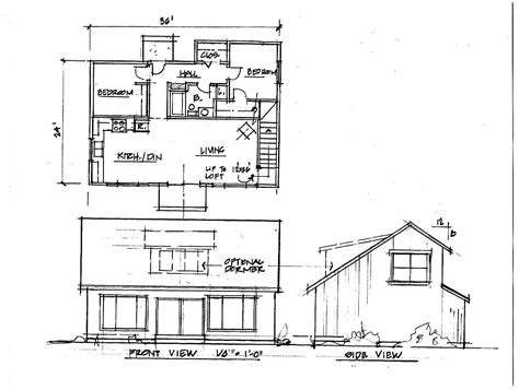 Cabin House Plans 1200 Square Feet 2 Bedroom Floor Plans Cottage House Plans 1200 Sq Ft