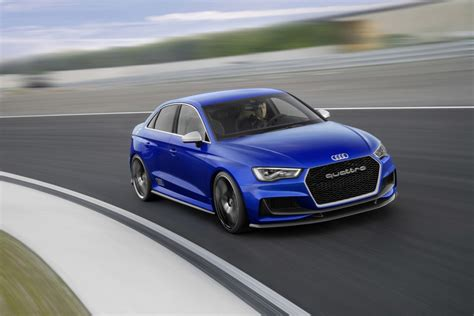 Audi A3 Clubsport by Audi A3 Clubsport Quattro Concept Mega Gallery And