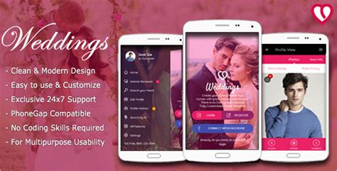 10 Best Matrimonial Website Templates Free Website Themes Indian Wedding Planner Website Templates Free