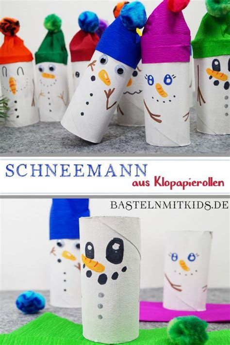 Schneemann Basteln Mit Kindern 3497 by Schneemann Basteln Mit Kindern Bastelnmitkids