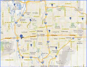 wichita map continental siding supply locations wichita ks
