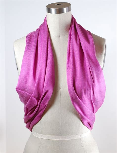 7 Ways To Tie A Scarf Or Pashmina by 28 Best How To Tie A Scarf Images On