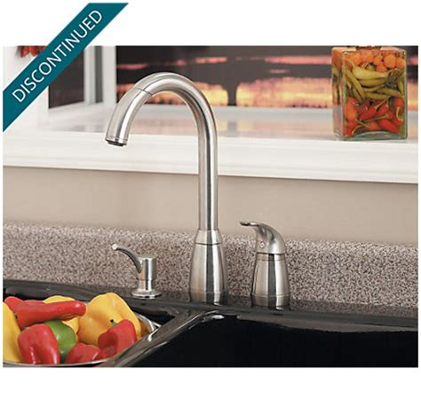 stainless steel contempra 1 handle kitchen faucet 526 stainless steel contempra 1 handle kitchen faucet 526