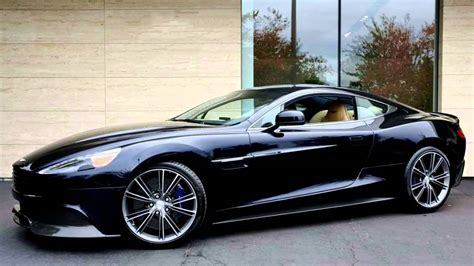 Aston Martin Coupe by Aston Martin Vanquish Coupe 6 0 V12 2016