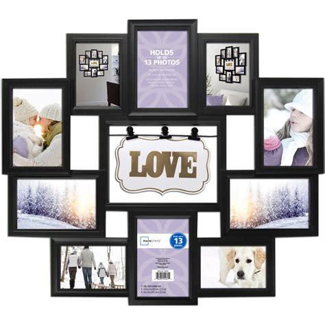 how to put photos on wall without wall picture frame collage template our how