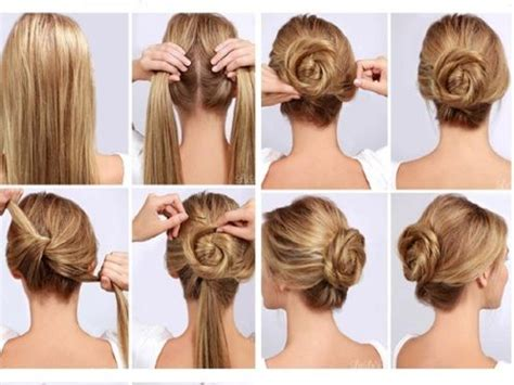 Office Hairstyles by 6 Easy Office Hairstyles For Hair