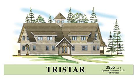 hybrid timber frame home plans hamill creek timber homes mid sized timber frame home plan tristar hamill creek